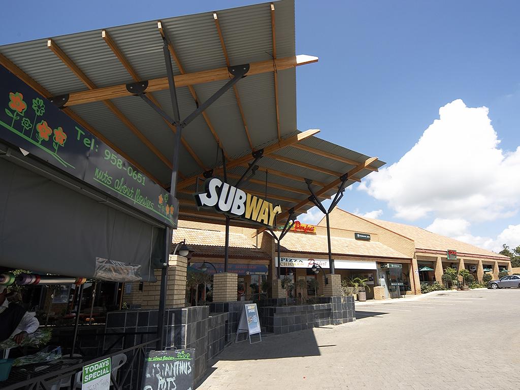 Ruimsig Boulevard Shopping Centre