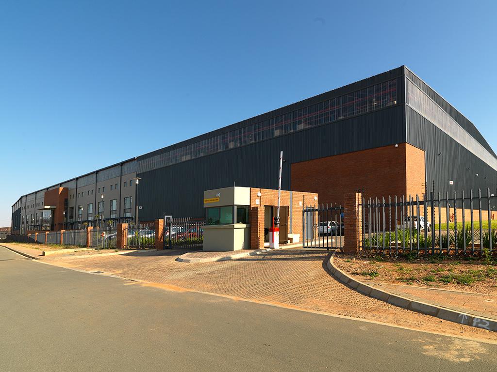Skye Clothing Distribution Centre